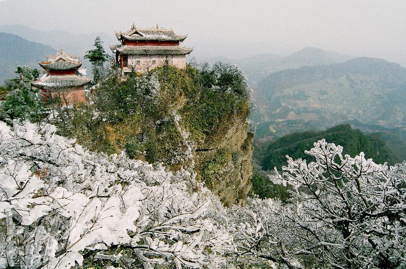 广元风景高清图片