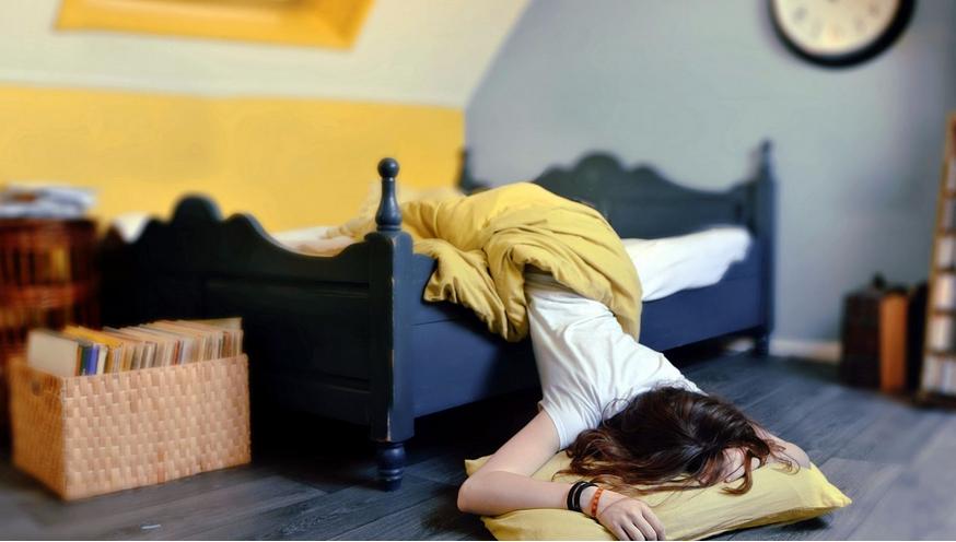 中国睡眠障碍患者五六千万 工作压力大是罪魁祸首