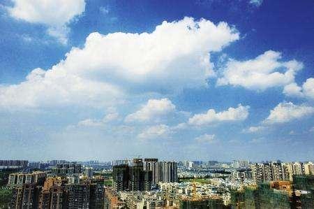 7月全国空气质量排名前20名城市,四川占四席!