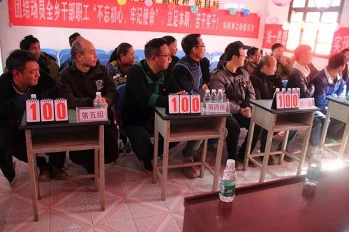 布拖县开展主题教育知识竞赛活动!''