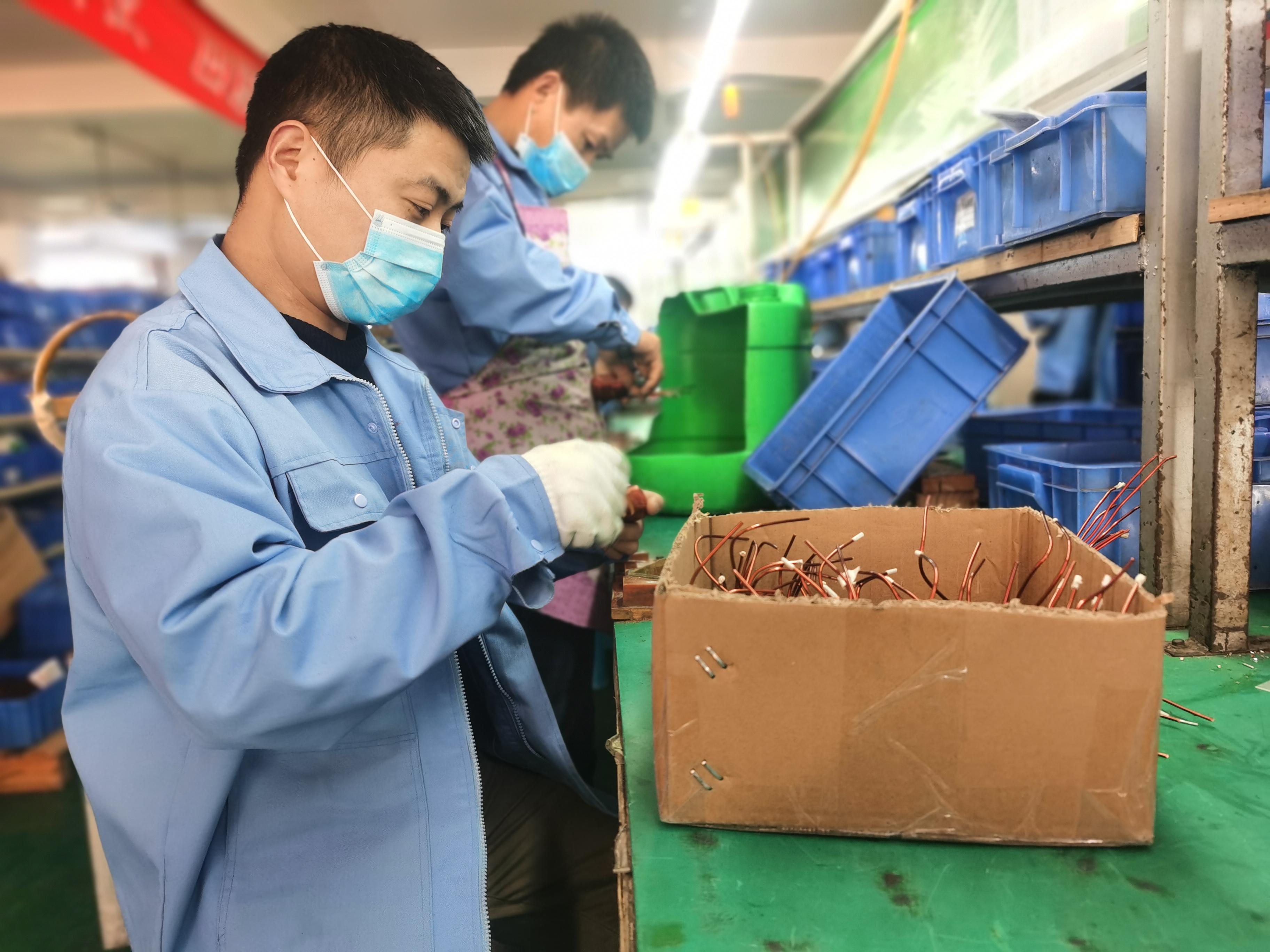 仪陇县总工会帮助农民工就业
