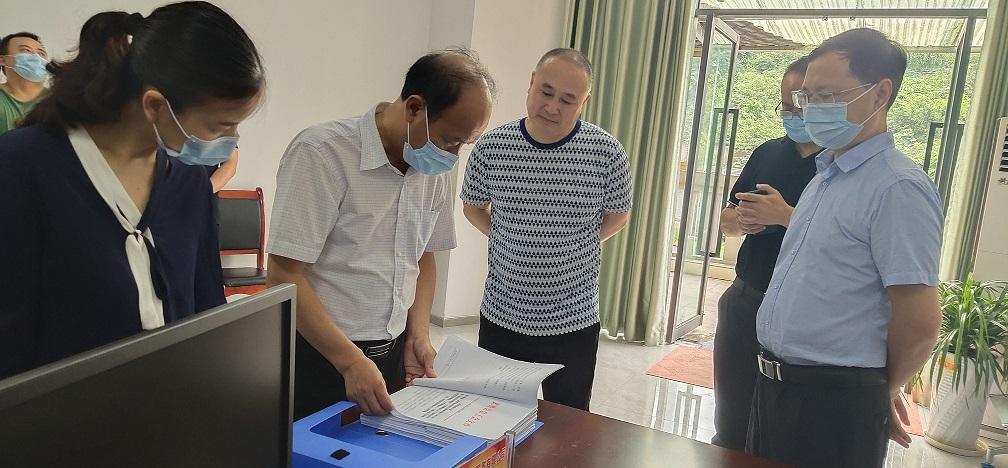 广安市总工会赴武胜调研组织建设工作!''