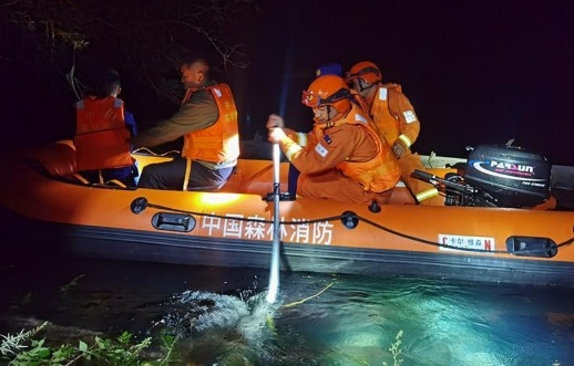 未经批准进入九寨沟景区被困 6人获救后被罚