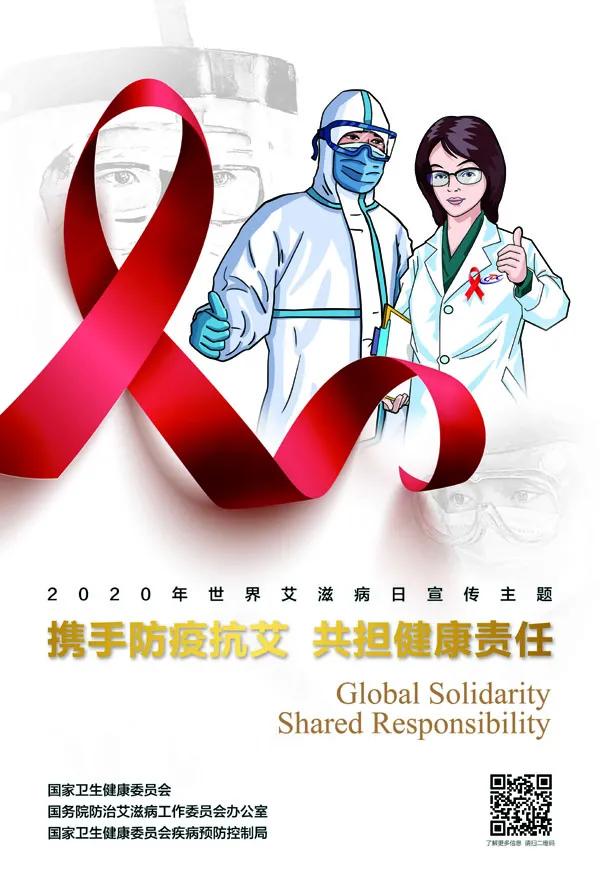 """四川工会开展2020年""""世界艾滋病日""""系列宣传活动!''"""